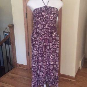Other - Purple sun dress